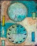 Principia, encaustic by Carol Aaron