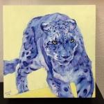 Sarah Soward painting