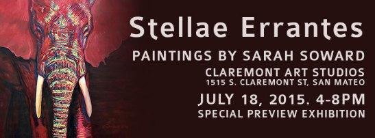 Stellae Errantes by Sarah Soward